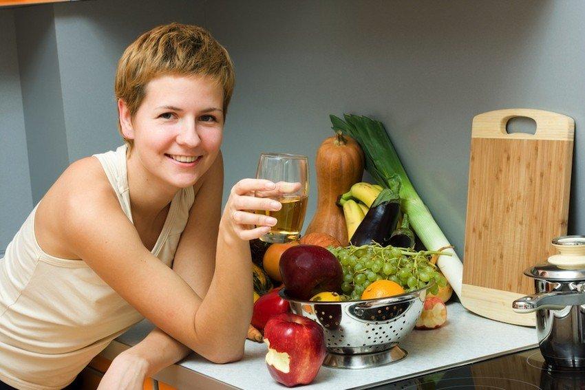 Alimente pentru detoxifierea organismului!
