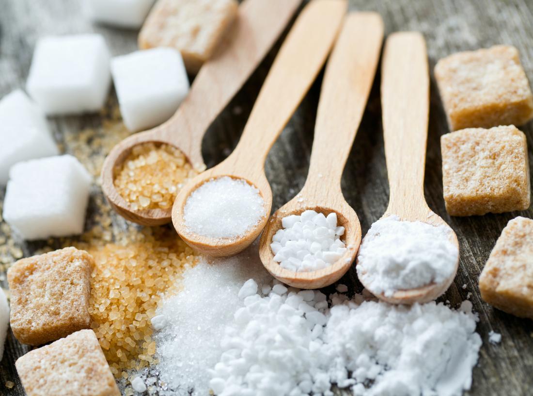 Aportul zilnic de zahar – Cat de mult zahar ar trebui sa mananci pe zi?